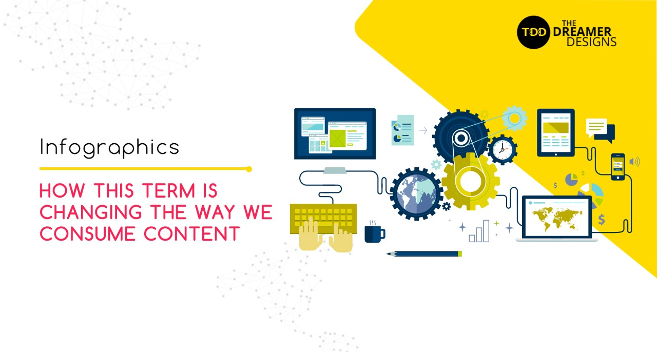 Infographics - how this term is changing the way we consume content