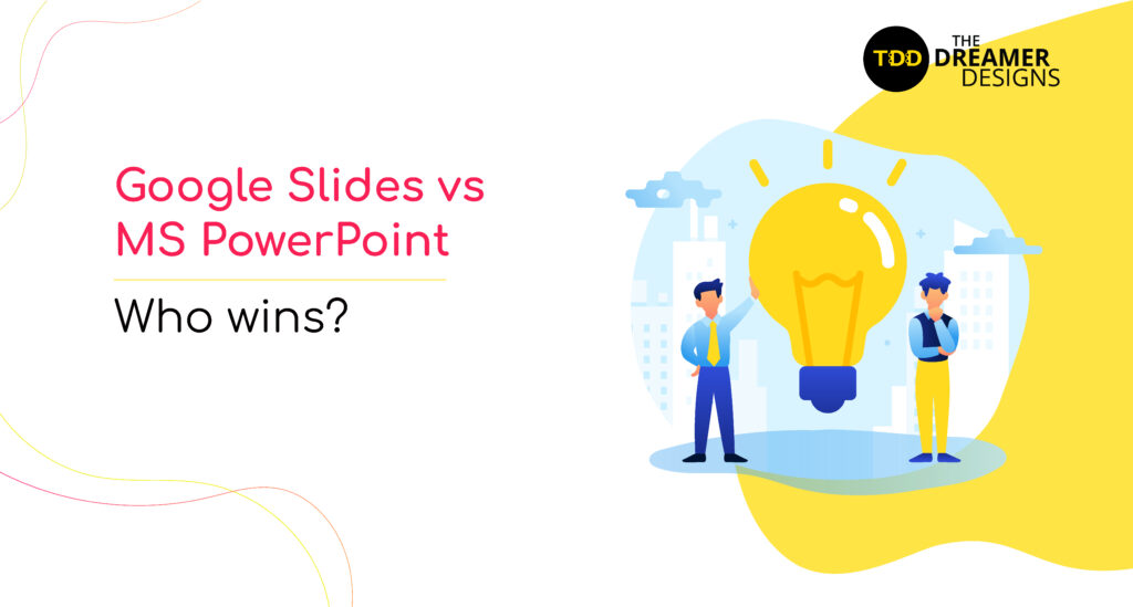 Google slides vs MS PowerPoint - who wins?